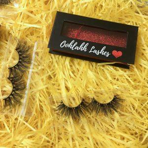 wholesale mink eyelashes vendors